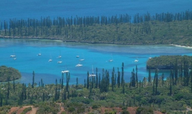Isle of Pines, Southern New Caledonia