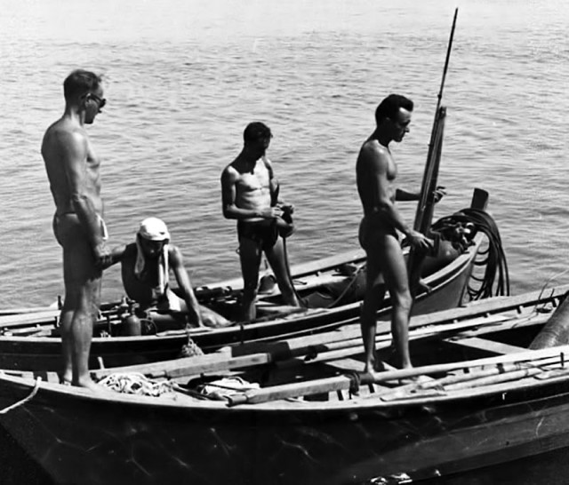 Jacques-Cousteau-Summer-1942