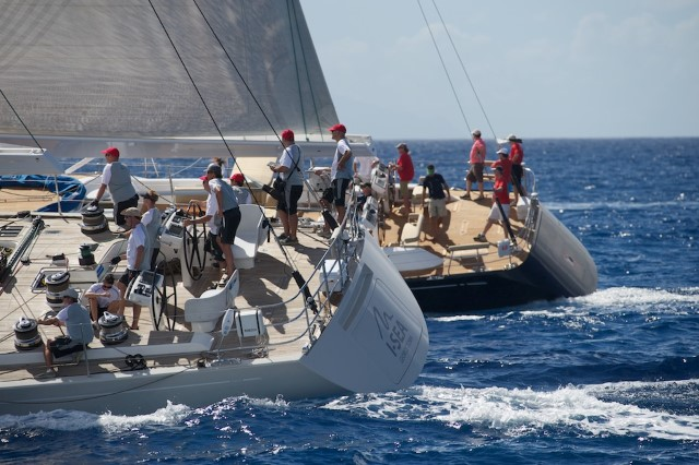 Sailing-yacht-I-Sea-Day-one-of-the-2011-St.-Maarten-Heineken-Regatta-the-biggest-regatta-in-the-Caribbean.Credit-Tom-ZinnOutsideImages-12