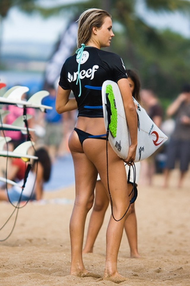 reef surfer girl