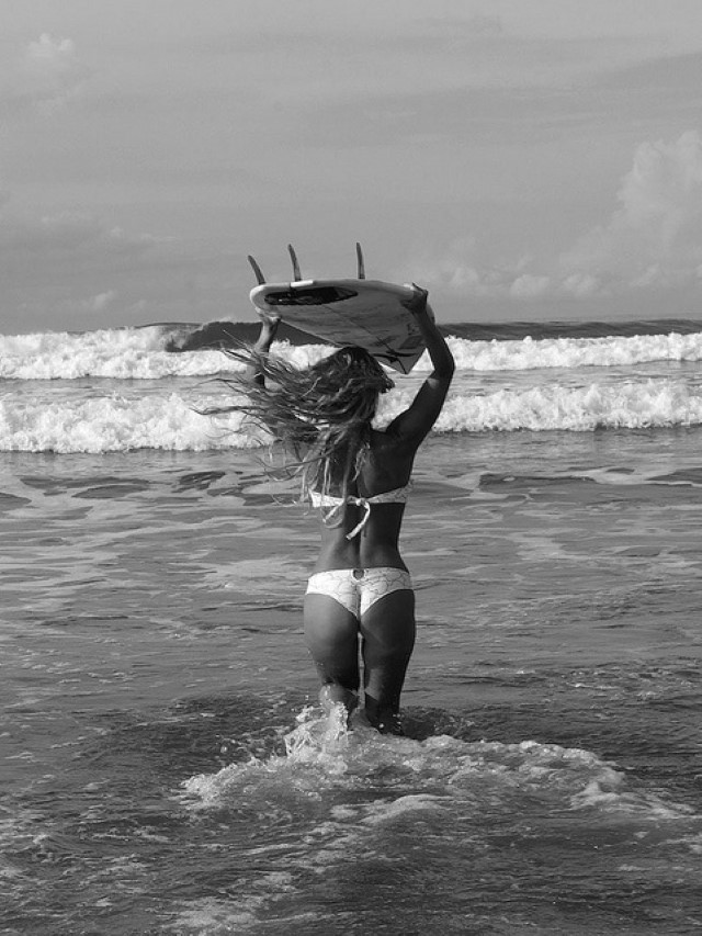 Surfer Girls Are The Real Mermaids Of The Sea 41 Photos