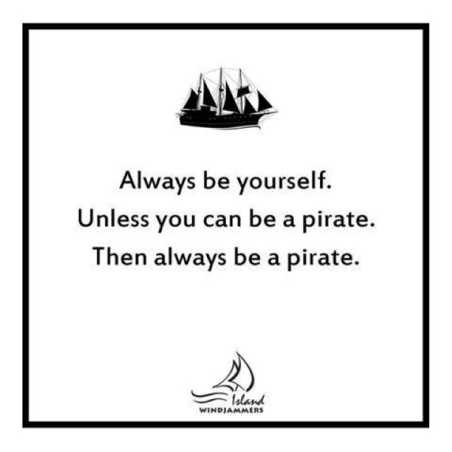 Always be yourself quote