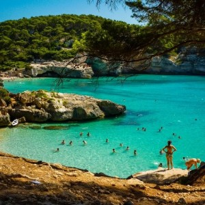 Menorca-beach-in-Spain