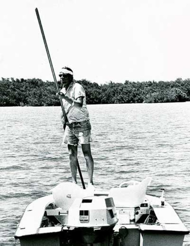 Old school flats fishing.decryptedKLR